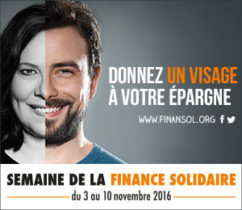 Semaine finance solidaire